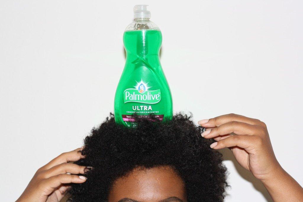 Dish Soap to Clarify Natural Hair?