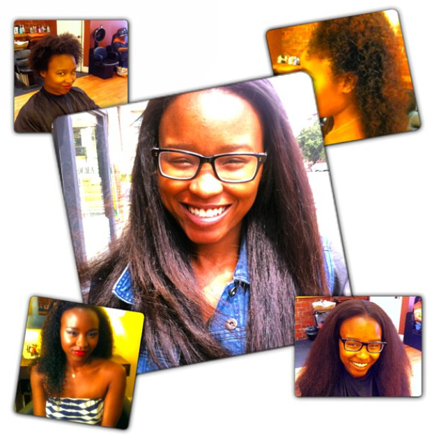 Transitioning to Natural Hair with Weaves... The RIGHT Way!
