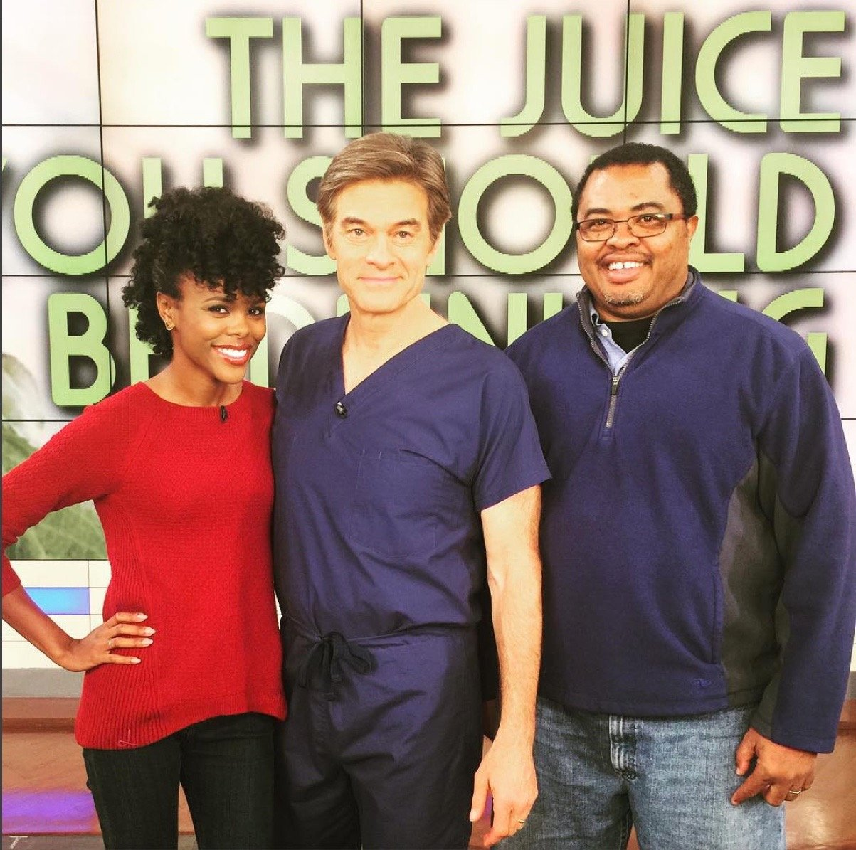 CurlyNikki on the Dr. Oz Show- TODAY (Dec 1)