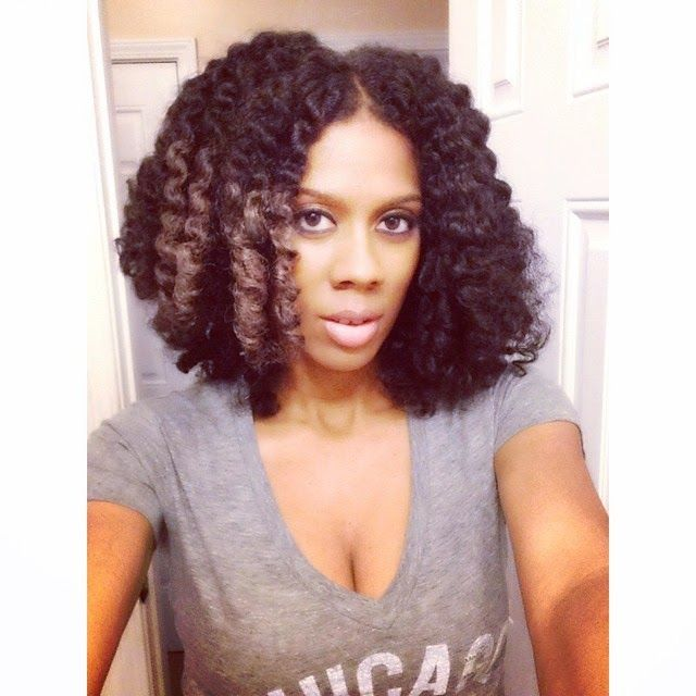 The Baggy Method for Long, Healthy Natural Hair