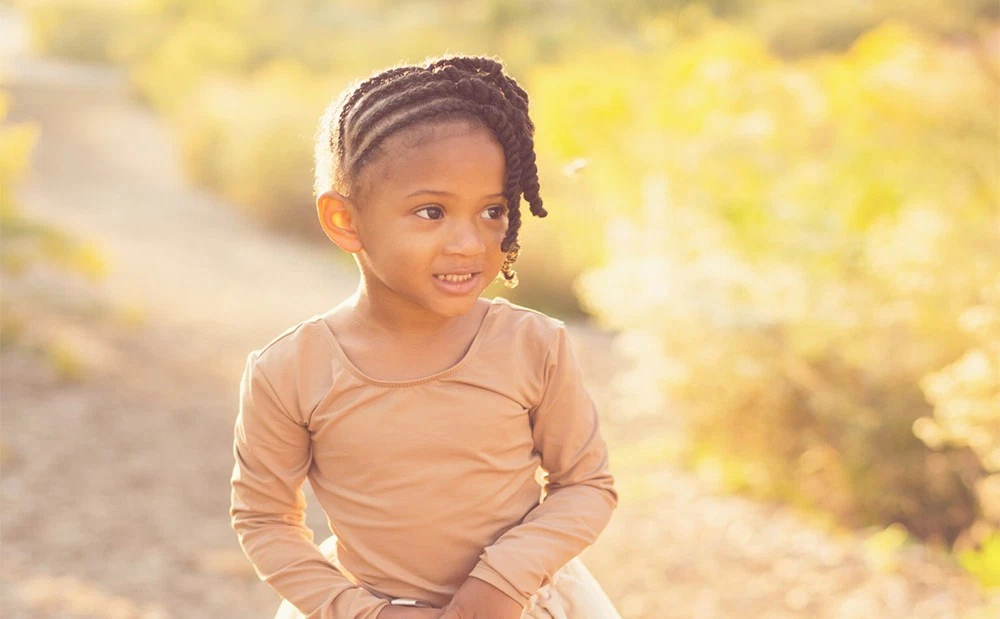 3 Reasons Your Toddler's Natural Hair is Breaking