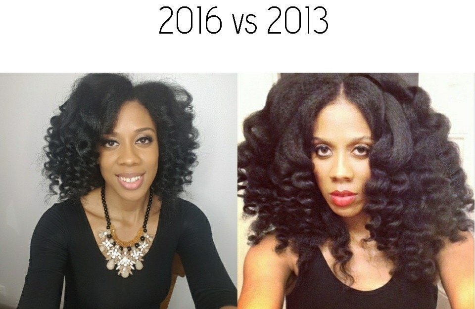 My Natural Hair Thinned Out & Changed Textures Postpartum