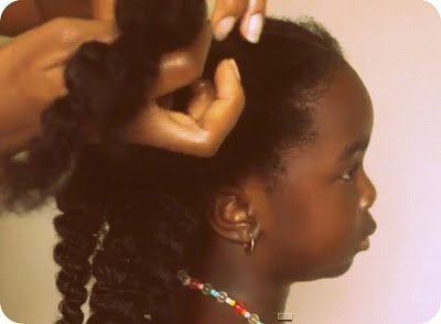 How to Flat Twist Without Actually Flat Twisting