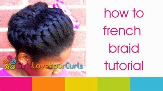 The Easiest French Braid Tutorial You'll See