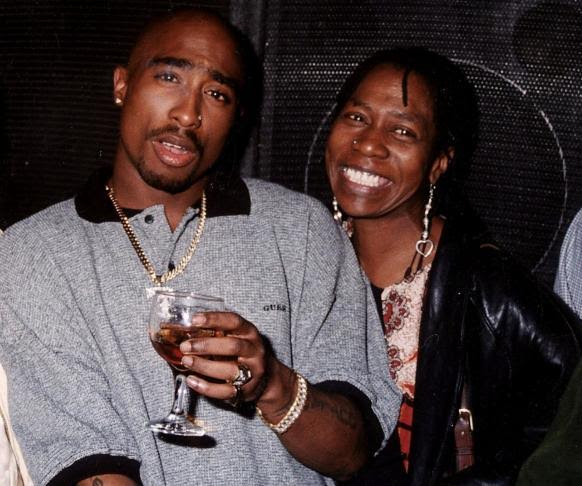 Afeni Shakur, You Are Appreciated.