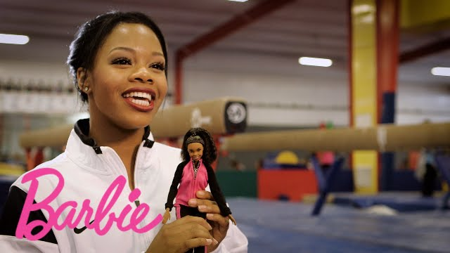 Celebrate #BlackGirlMagic with Gabby Douglas Barbie