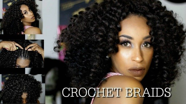 For Beginners: How to Crochet Braid
