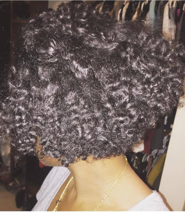 Style Deets on Curly Nikki's New Hair Cut and Regimen