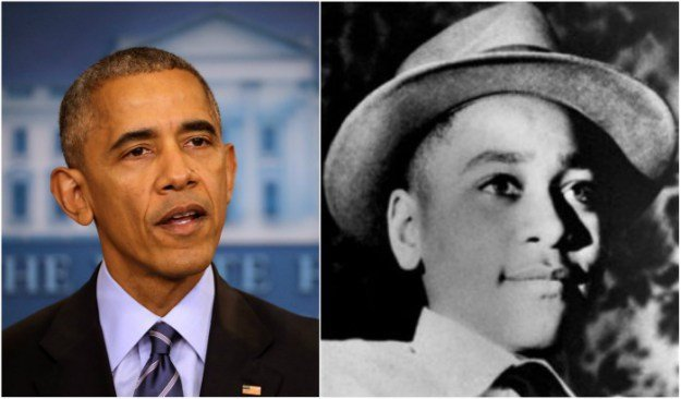 President Obama Signs 'Emmett Till Act' Reopening Unsolved Civil Rights Cases