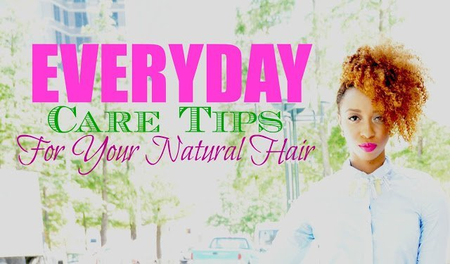 Essential Care Tips for Natural Hair Growth