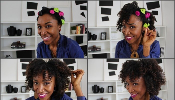 My Curl Squad Hair Rollers: Heatless Curls, Comfy Rollers