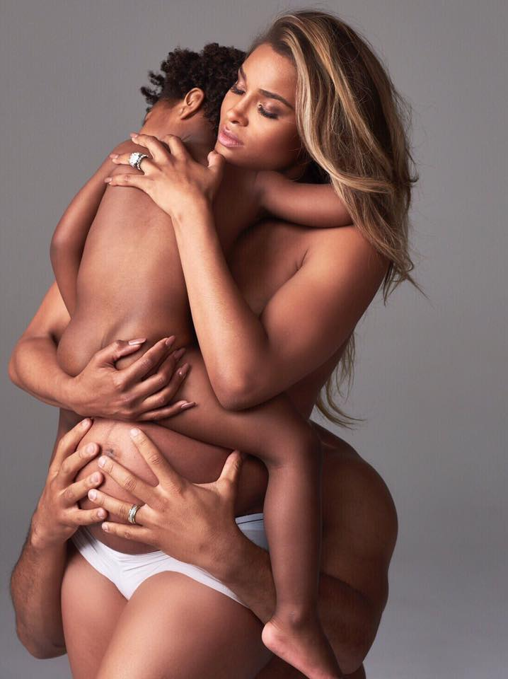 What's The Issue With Ciara's Family Portrait?