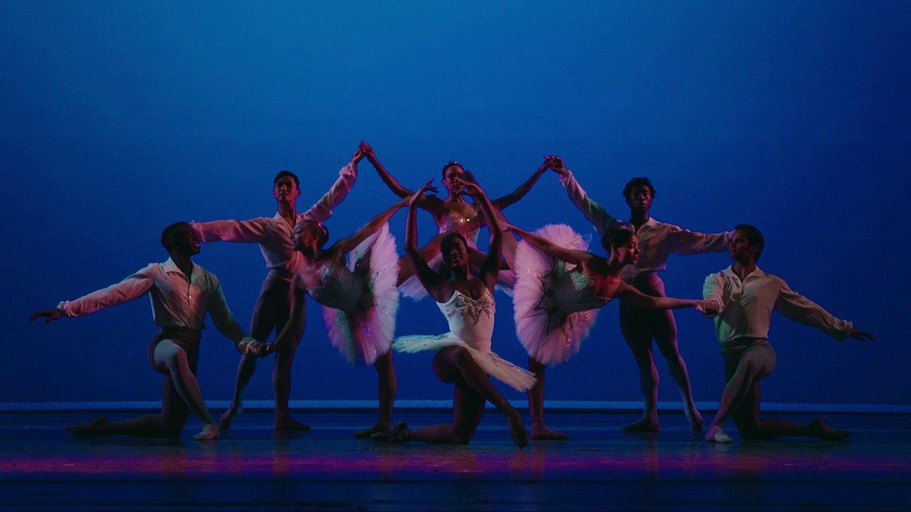 The Dance Theatre of Harlem Highlights Black Ballet Dancers In New Short Film