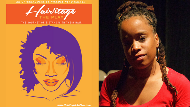 Hair'itage the Play is Creating a Voice for Black Women's Natural Hair Stories