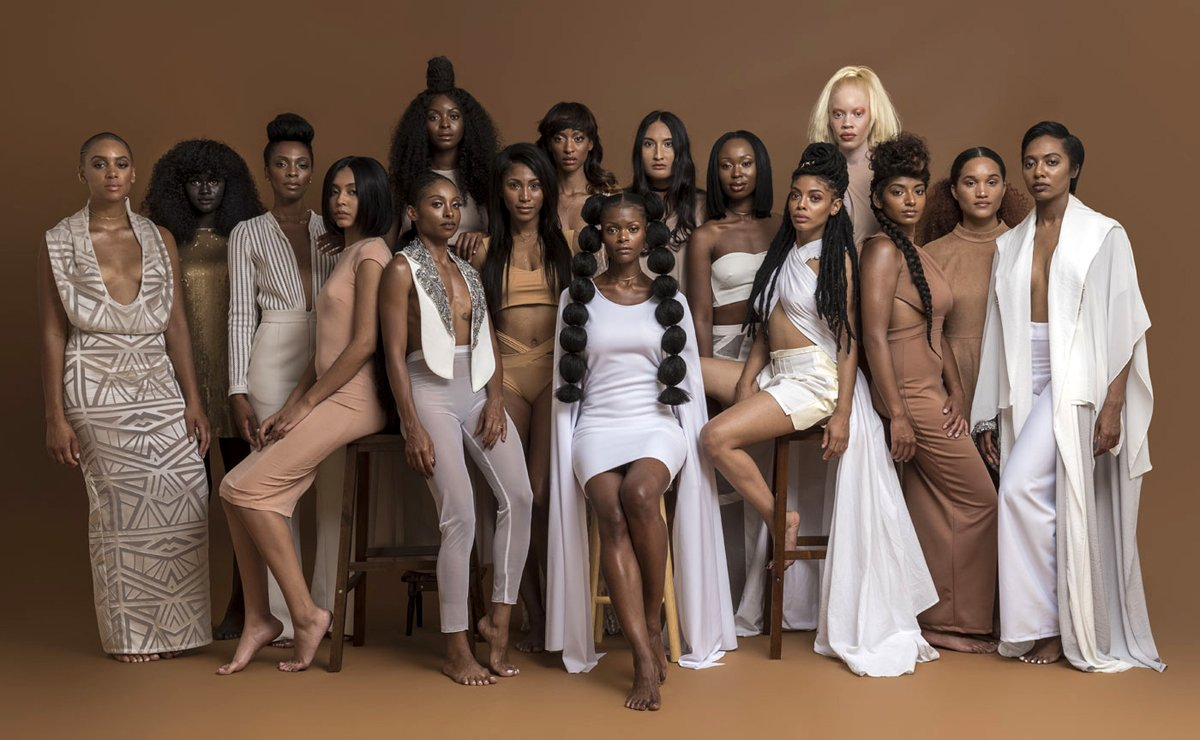 How The Colored Girl Campaign Tackles Colorism With The Beauty of Diversity
