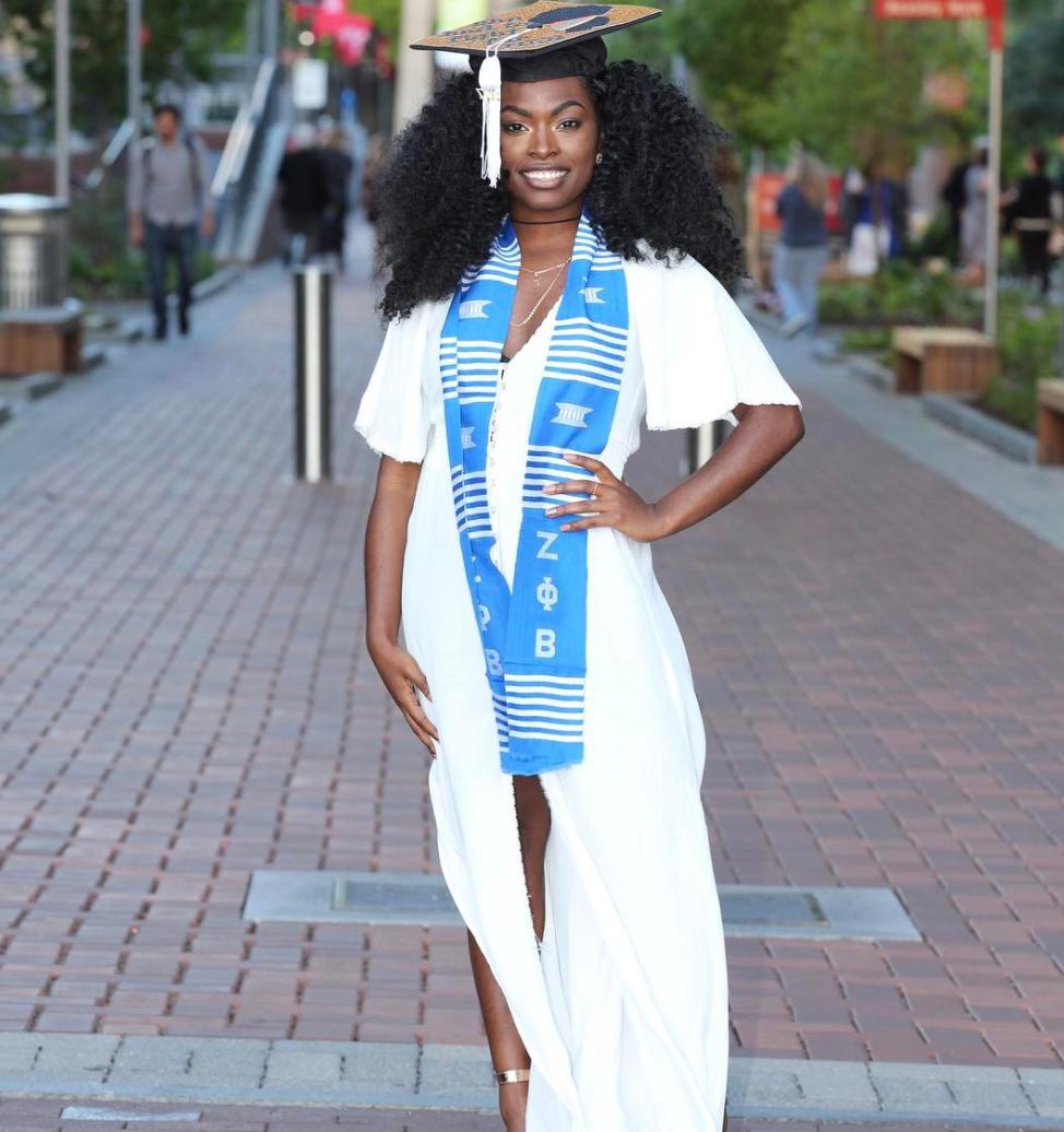 This College Grad Remixed Kendrick Lamar's DNA To Summarize Her College Journey