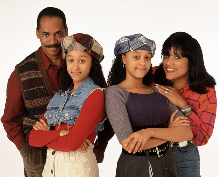 Tia Mowry Confirms That A 'Sister, Sister' Reboot Is In The Works