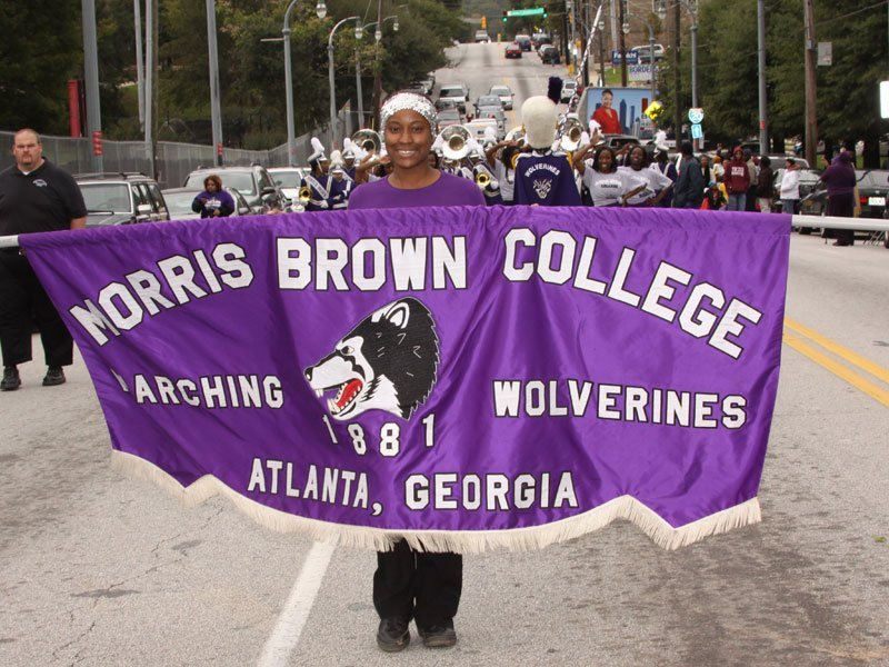 Morris Brown College's Alumni a Testament to How Beloved the HBCU is Despite Its Troubles