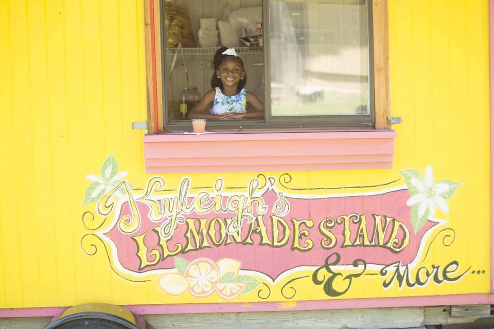 Meet The 7-Year-Old Entrepreneur Who Runs Her Own Food Truck