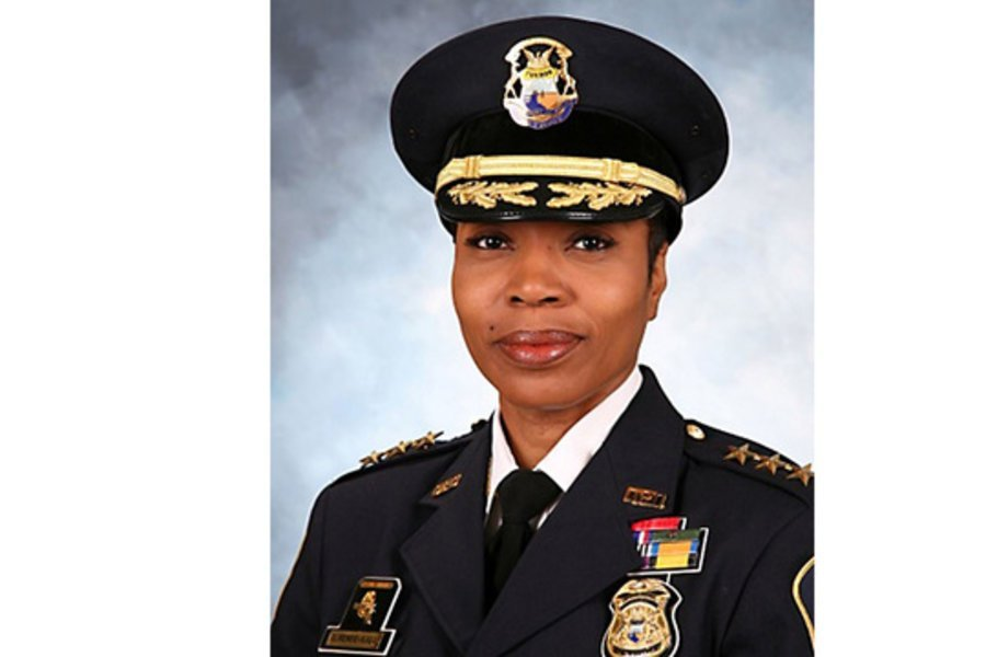 Dallas Police Department Hires First Black Woman Police Chief In History