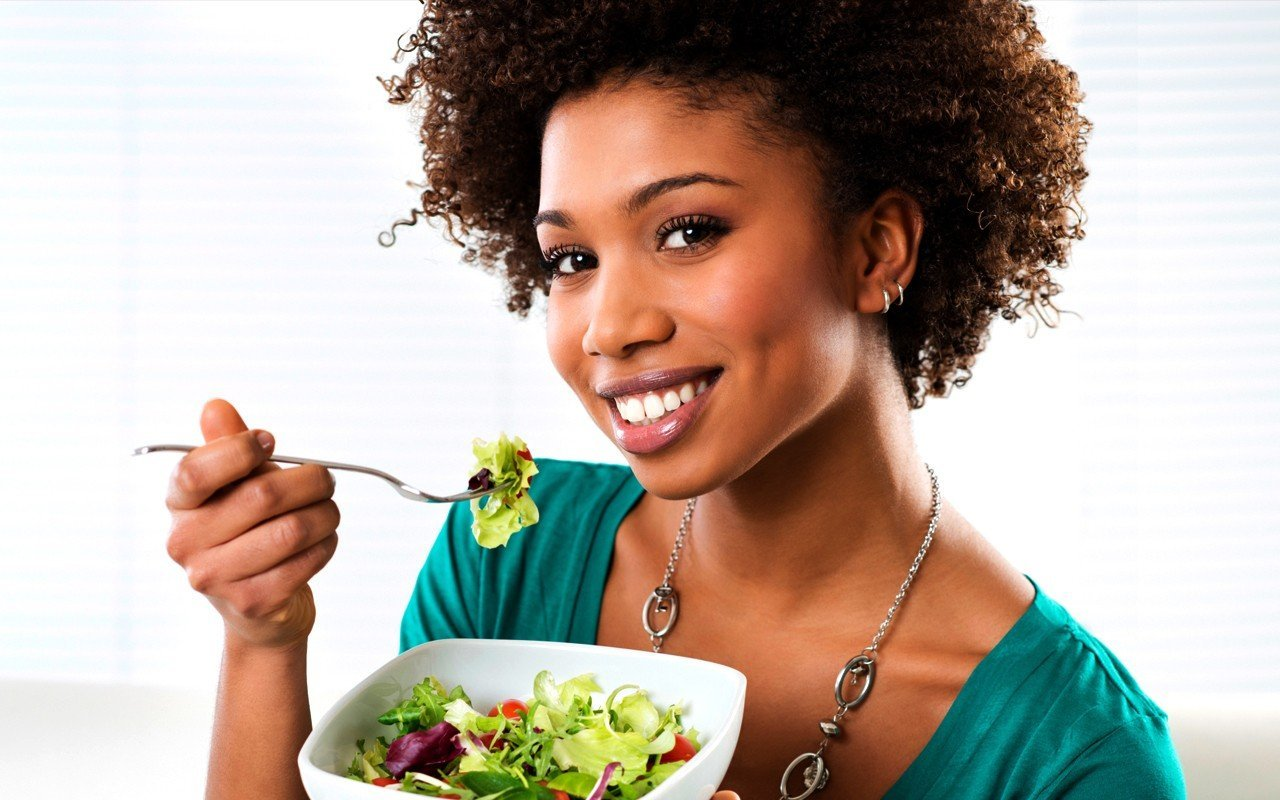 Is BeingA Vegetarian Bad For Your Hair?