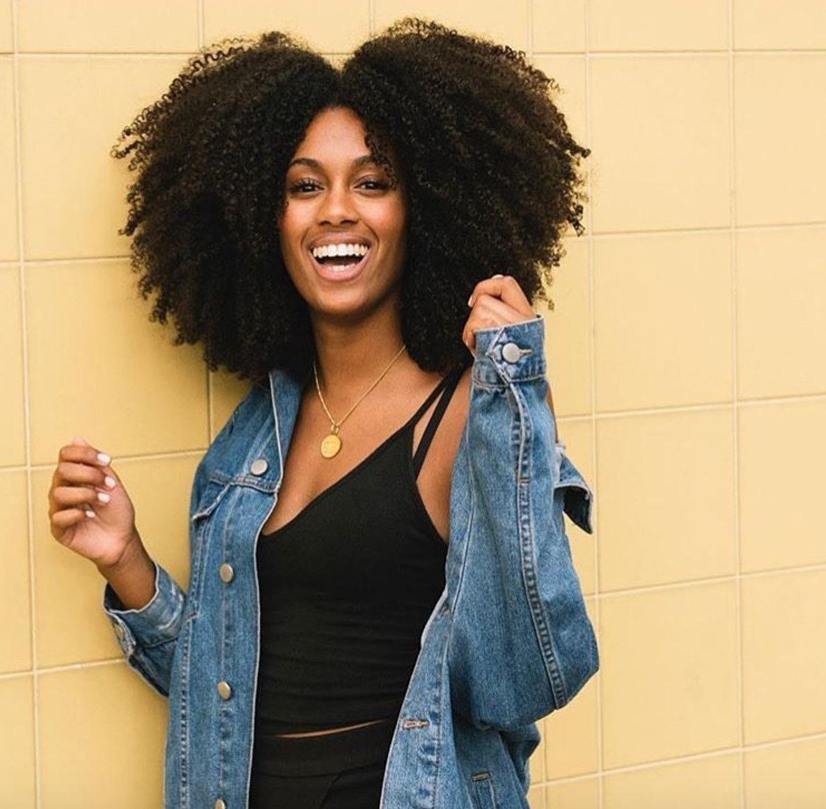 Transitioning Curls To Fall Weather