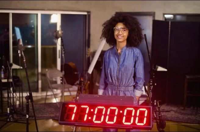 Esperanza Spalding Gives Facebook Fans A Virtual Front Seat To Her New Album