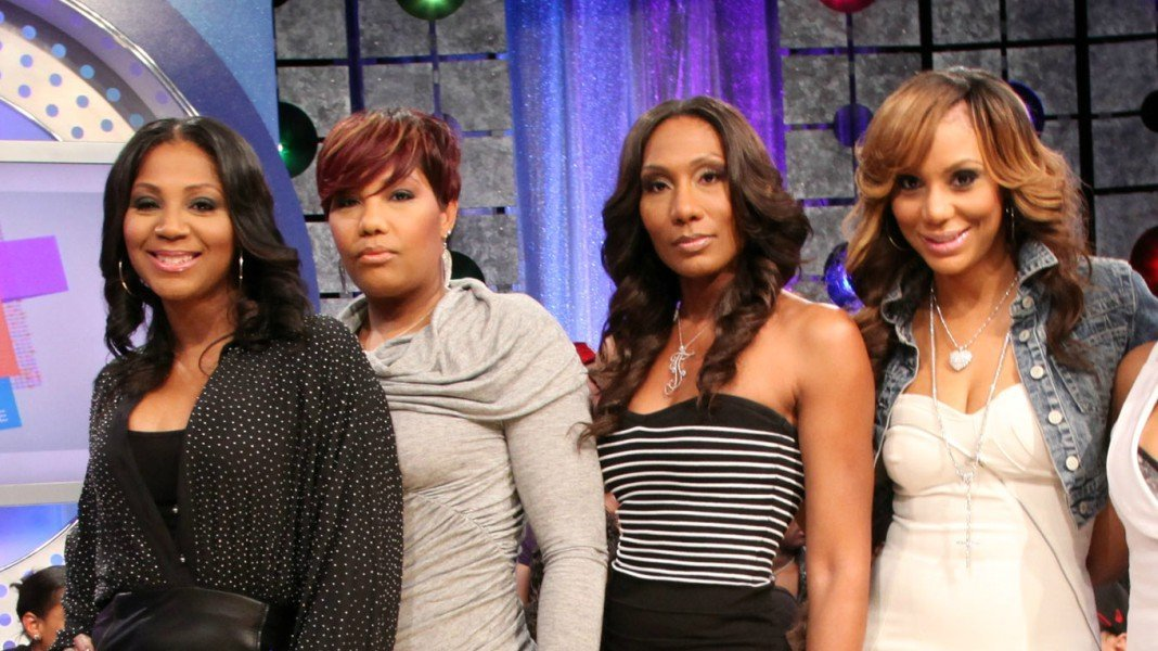 The Braxton Sisters Support The Heck Out Of Tamar's Divorce
