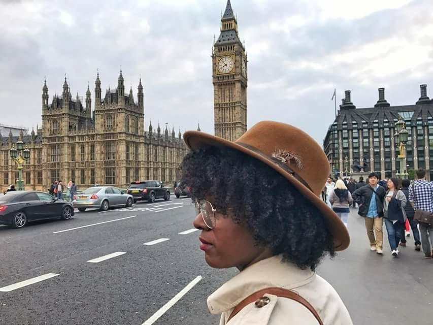 Nyasha's update: London Expat