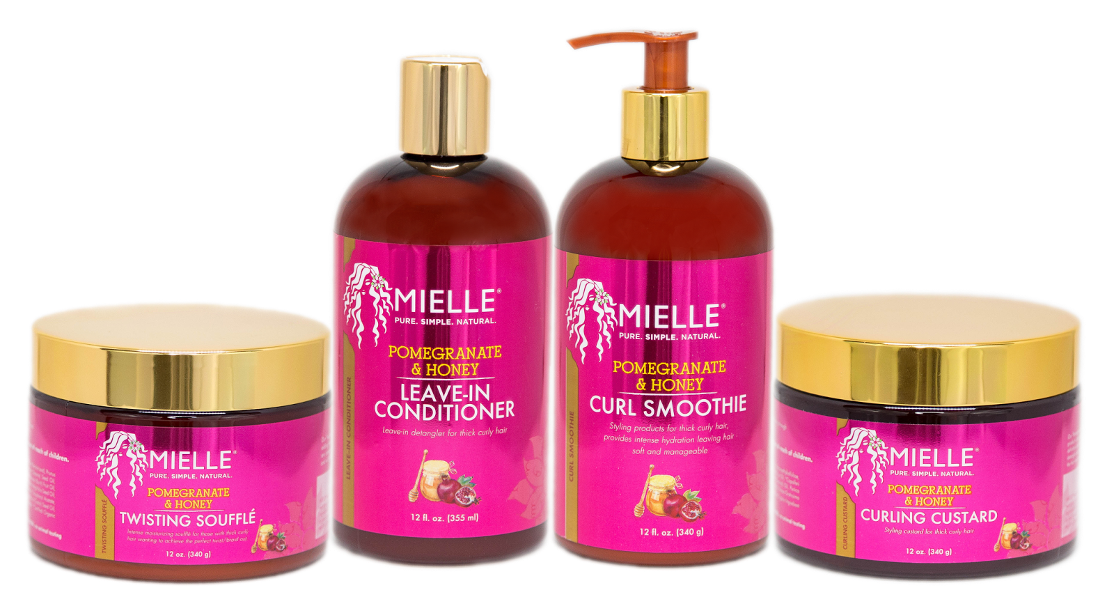 Subscribe To The CurlyNikki Newsletter For A Chance To Win A Mielle Organics Hair Care Bundle!