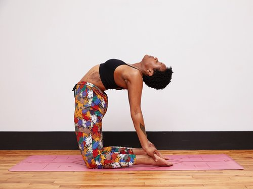 Think Yoga Is ALL About Flexibility? Think Again.