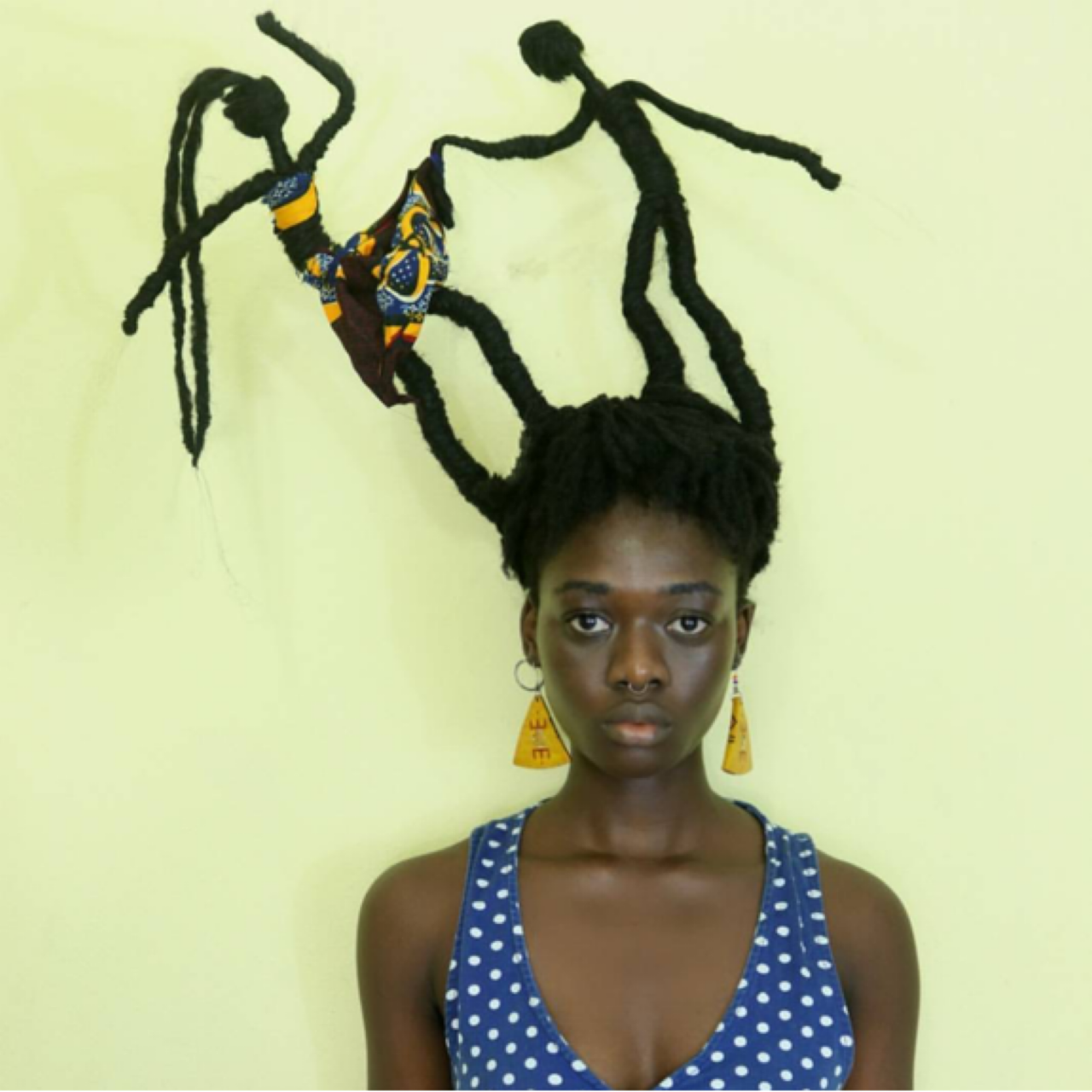 You'll Fall In Love With This #MeToo Hair Sculpture & So Much More!