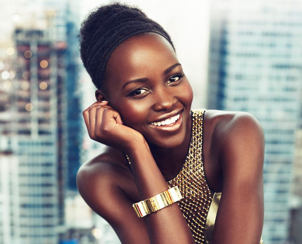 Lupita Nyong'o Celebrates Her Skin With Children's Book 'Sulwe'