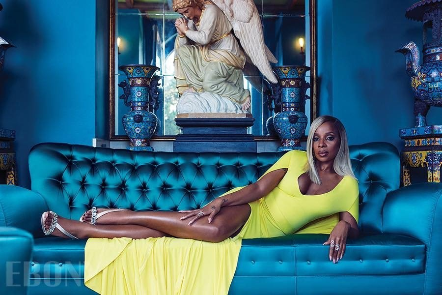 Tell It Tuesday: Mary J. Blige Shows Us How Our Brokenness Can Make Us Better
