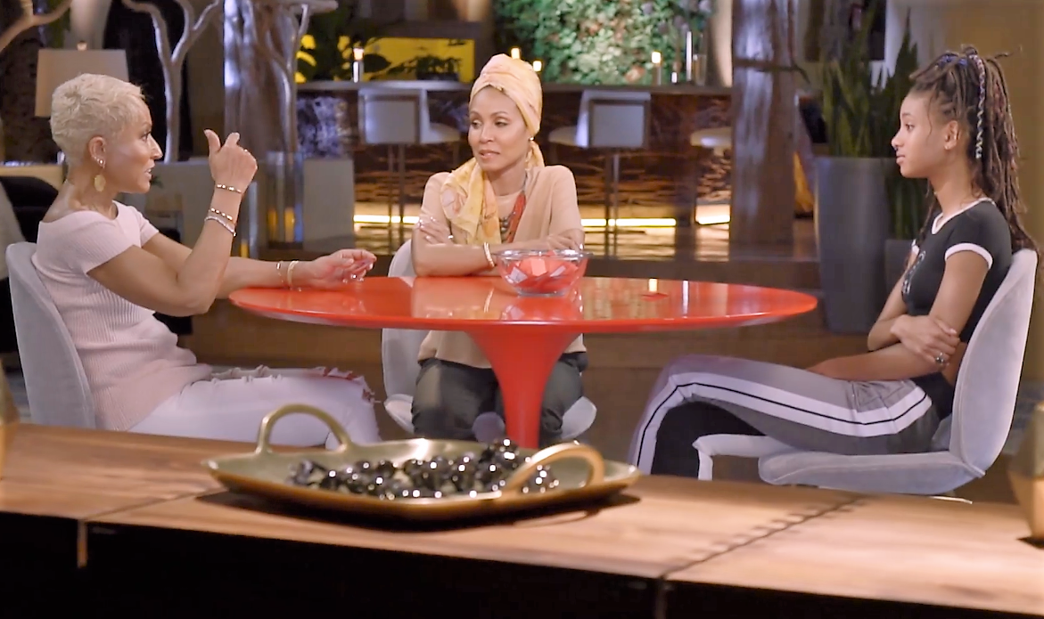 Red Table Talk Episode 3 Did Not Disappoint: Here's Your Recap.
