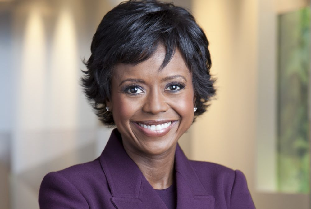 She Did That. Mellody Hobson to Become Starbucks Vice Chair When Howard Schultz Steps Down