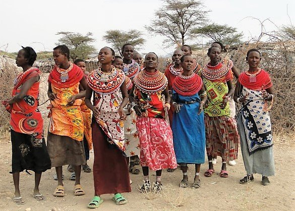 A True No Man's Land. These Women Founded a Women-Only Village in Kenya