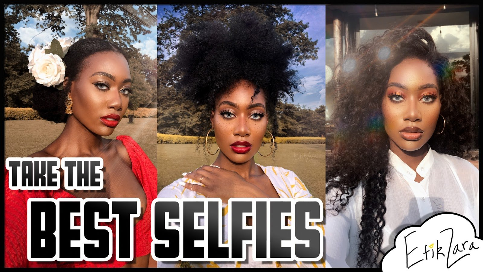 Take the Perfect Selfies With this Simple Tutorial