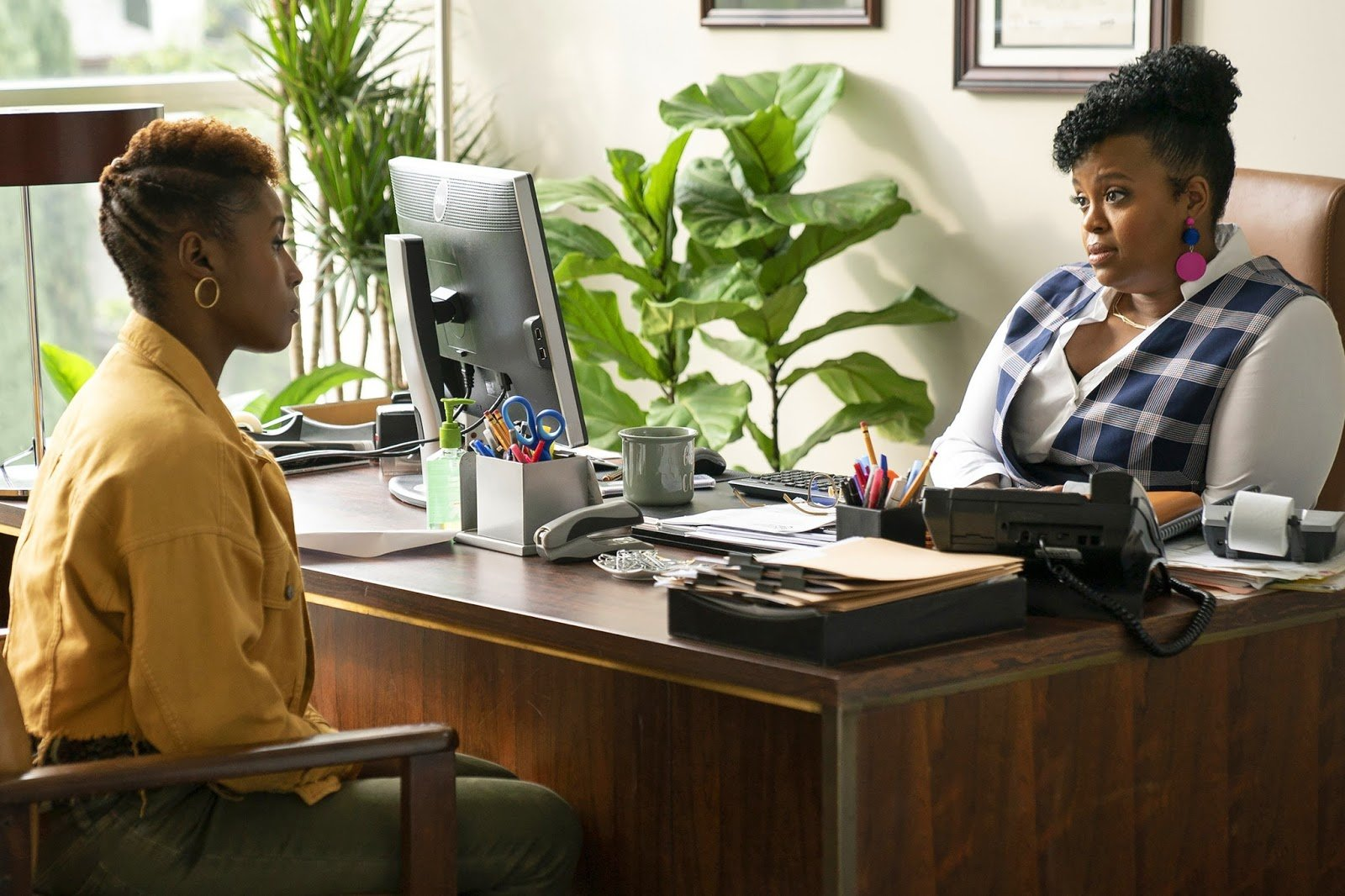Insecure Hits a Home Run Tackling the Reality of Living With Bad Credit