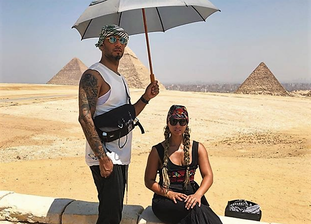 If You're Still Mad at Swizz Beatz for Marrying Alicia Keys You Need to Move On