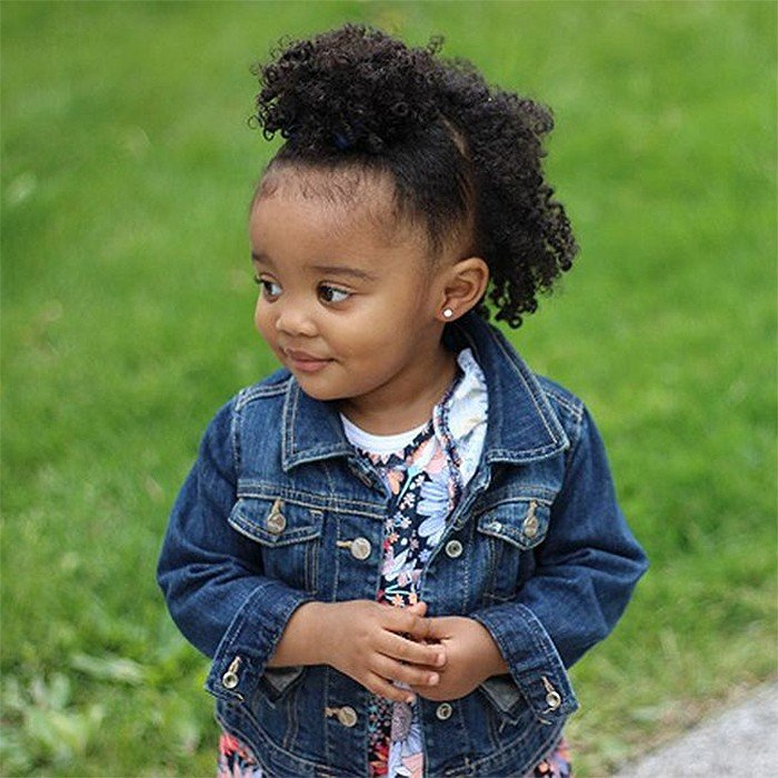 4 Things I Never Use On My Child's Natural Hair