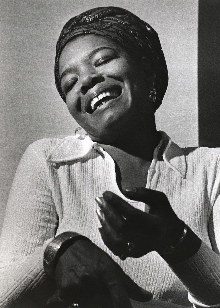 Maya Angelou's Prayer and Meditation Practice!