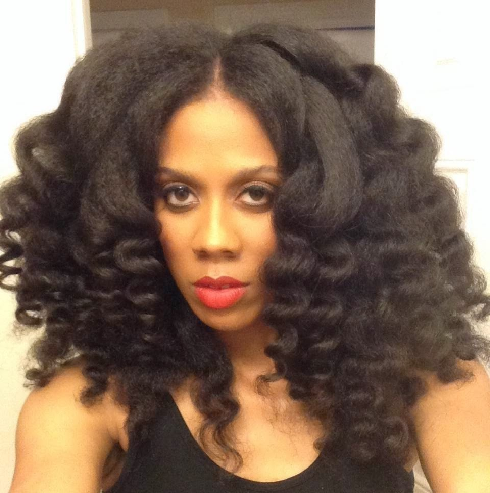 4 Tips for Transitioning to Natural Hair