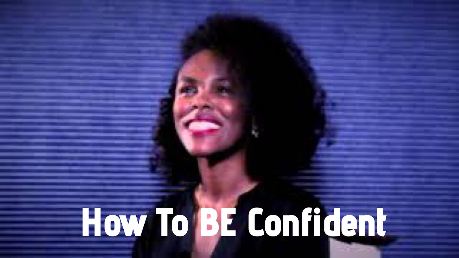 Gain Instant Confidence!