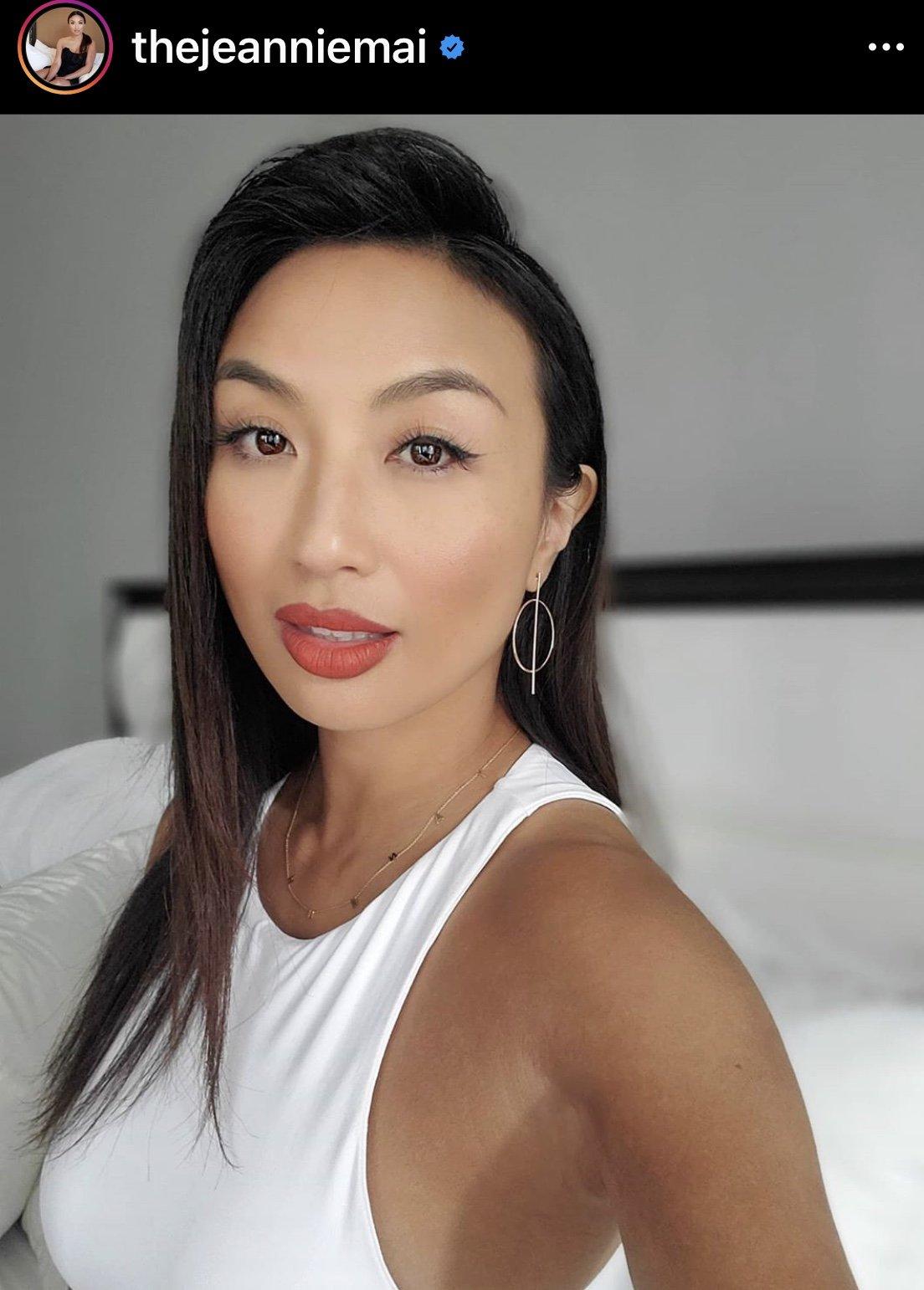 Nikki on the 'Listen Hunnay' Podcast with Jeannie Mai