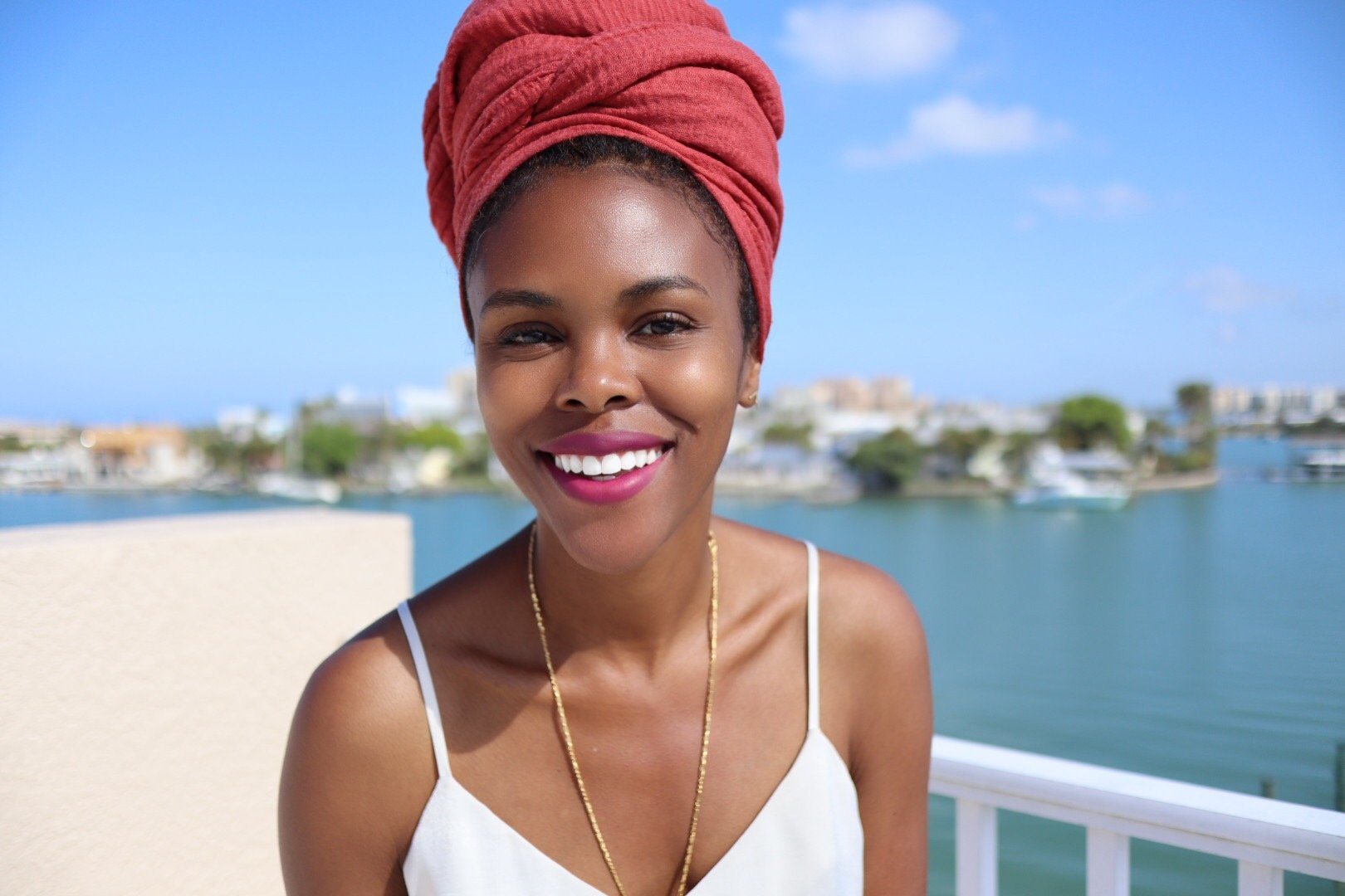 4 Quick and Easy Turban Headwrap Styles for Natural Hair curlynikki
