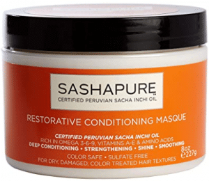 Deep conditioner for Black hair