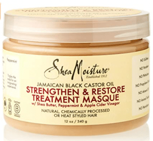 Deep conditioners for Black hair