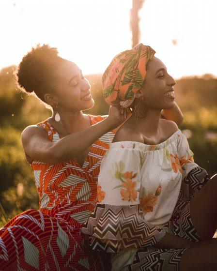 Black women take care of Black women