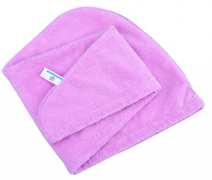 Microfiber towels for curly hair HOPESHINE